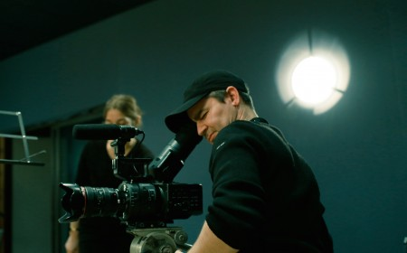 tournage au Studio arpege